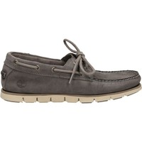 Schoenen Heren Mocassins Timberland TIDELANDS 2 EYE MISSING_COLOR