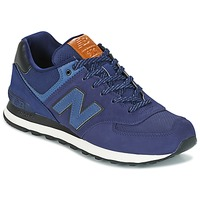 Schoenen Lage sneakers New Balance ML574 Marine