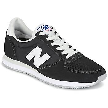 Schoenen Lage sneakers New Balance U220 Zwart