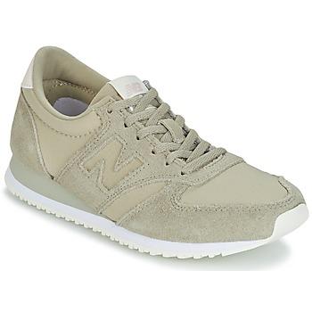 Schoenen Dames Lage sneakers New Balance WL420 Beige