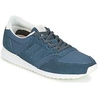 Schoenen Dames Lage sneakers New Balance WL420 Blauw