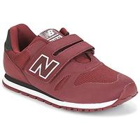 Schoenen Kinderen Lage sneakers New Balance KA374 Bordeau