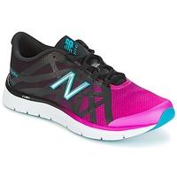 Schoenen Dames Fitness New Balance WX811 Roze / Zwart