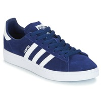 Schoenen Jongens Lage sneakers adidas Originals CAMPUS J Marine