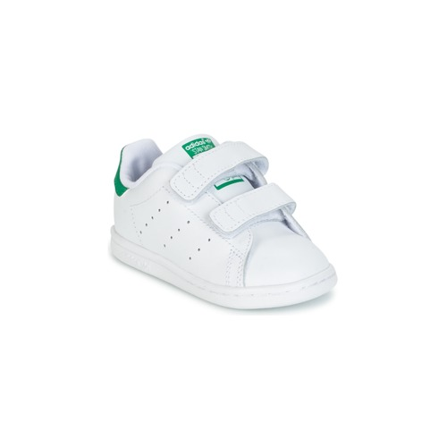 adidas stan smith wit kind