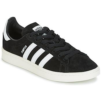 Schoenen Lage sneakers adidas Originals CAMPUS Zwart