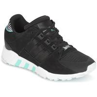 Schoenen Dames Lage sneakers adidas Originals EQT SUPPORT RF W Zwart