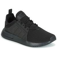 Schoenen Kinderen Lage sneakers adidas Originals X_PLR Zwart