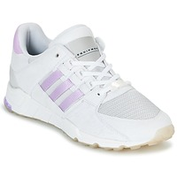 Schoenen Dames Lage sneakers adidas Originals EQT SUPPORT RF W Wit