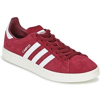 Schoenen Lage sneakers adidas Originals CAMPUS Bordeau