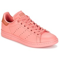 Schoenen Dames Lage sneakers adidas Originals STAN SMITH Roze