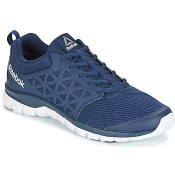 Schoenen Heren Running / trail Reebok Sport SUBLITE XT CUSHION Marine / Wit