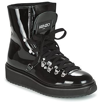 Schoenen Dames Snowboots Kenzo ALASKA Zwart