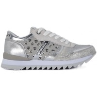 Schoenen Dames Lage sneakers Apepazza DAILY RUN Argento