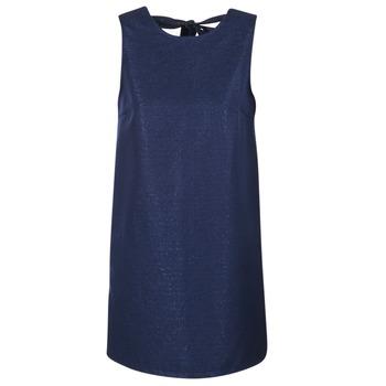 Textiel Dames Korte jurken Casual Attitude GADINE Marine
