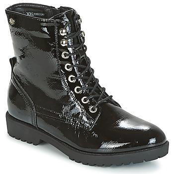 Schoenen Dames Laarzen Xti PAMIDI Zwart