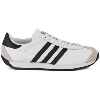 Schoenen Heren Lage sneakers adidas Originals Country OG Zwart-Wit
