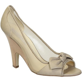 Schoenen Dames pumps Stella Mc Cartney 214317 W0GZ1 9659 beige