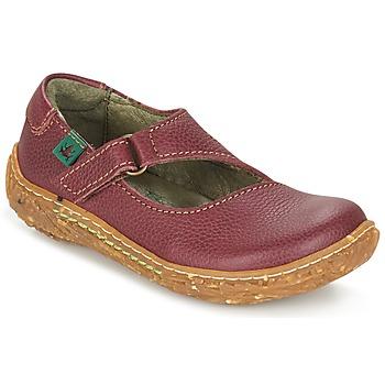 Schoenen Meisjes Laarzen El Naturalista NIDO Zwart