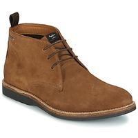 Schoenen Heren Laarzen Pepe jeans KENT CHUCCA Bruin