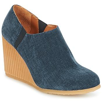 Schoenen Dames Low boots Castaner VIENA Blauw