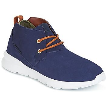Schoenen Heren Laarzen DC Shoes ASHLAR M SHOE NC2 Marine / Camel