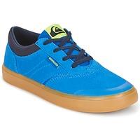 Schoenen Kinderen Hoge sneakers Quiksilver BURC YOUTH B SHOE XBCB Blauw / Bruin