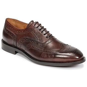 Schoenen Heren Derby Hudson HEYFORD Bruin