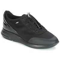Schoenen Dames Lage sneakers Geox D OPHIRA Zwart