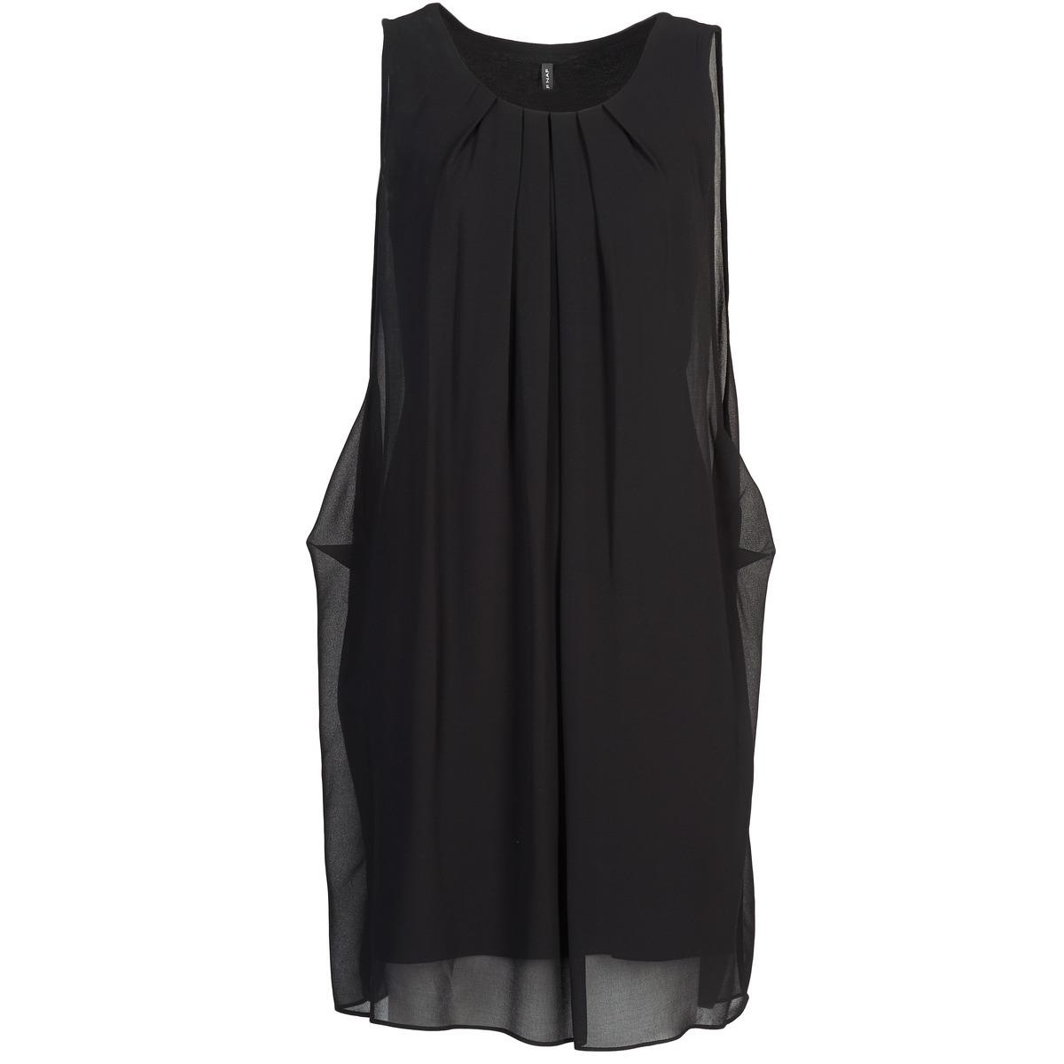 NAF NAF korte jurk klola zwart