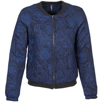 Textiel Dames Wind jackets Naf Naf LORRICE Blauw