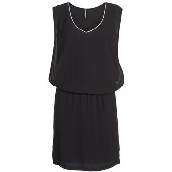 Textiel Dames Korte jurken Naf Naf LYLOMA Zwart