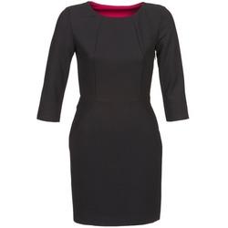 Textiel Dames Korte jurken Naf Naf EPARCIE Zwart