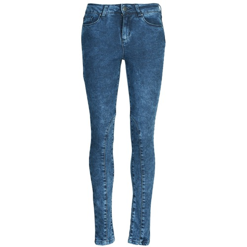 Textiel Dames Skinny jeans Naf Naf GOJO Blauw / Medium