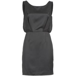 Textiel Dames Korte jurken Naf Naf LYCOPINE Zwart