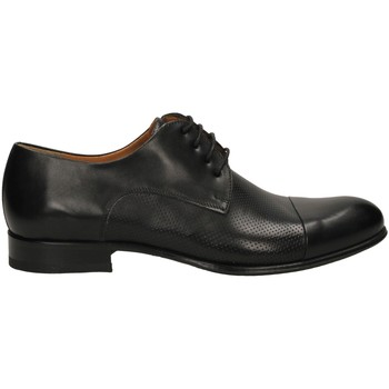 Schoenen Heren Derby Brecos MONTECARLO MISSING_COLOR