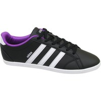 Schoenen Dames Lage sneakers adidas Originals VS Coneo QT W Wit