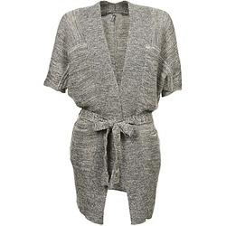 Textiel Dames Vesten / Cardigans Naf Naf NADO Grijs