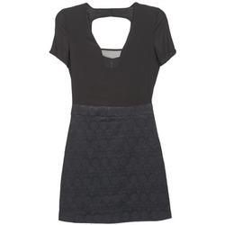 Textiel Dames Korte jurken Naf Naf EKLATI Zwart