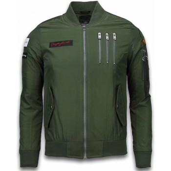 Textiel Heren Wind jackets David Copper BomberJack Heren - Eagle Attack Jack 25