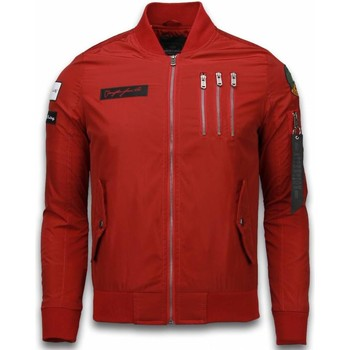 Textiel Heren Wind jackets David Copper BomberJack Heren - Eagle Attack Jack 8