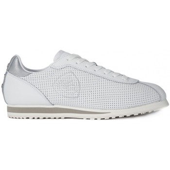 Schoenen Heren Lage sneakers Blauer BOWLING PERF WHITE Bianco