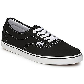 Schoenen Lage sneakers Vans LPE Zwart / Wit