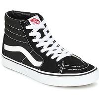 Schoenen Hoge sneakers Vans SK8 HI Zwart / Wit