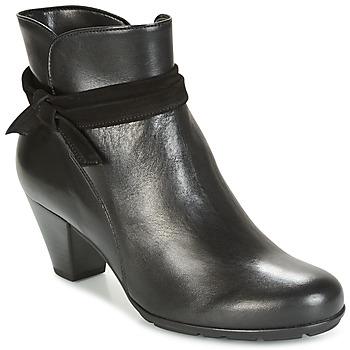 Schoenen Dames Enkellaarzen Gabor KAPITI Zwart