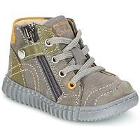 Schoenen Jongens Laarzen Primigi PSM 8028 Grijs