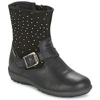 Schoenen Meisjes Hoge laarzen Primigi PCIGT 8569 Zwart