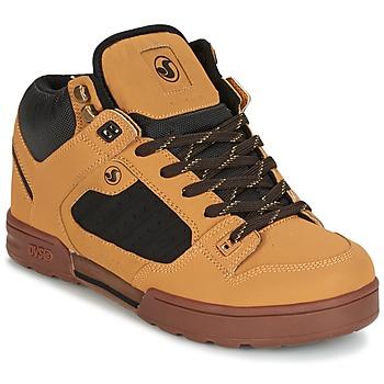 Schoenen Heren Hoge sneakers DVS MILITIA BOOT Bruin