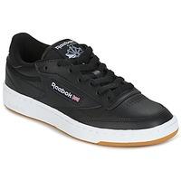 Schoenen Lage sneakers Reebok Classic CLUB C 85 C Zwart