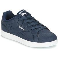 Schoenen Jongens Lage sneakers Reebok Classic REEBOK ROYAL COMPLE Marine